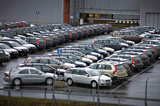 21,5% продажи машин в Швеции приходится на Volvo