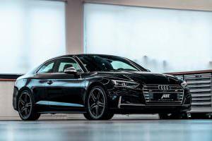 Тюнинг купе Audi S5 от ABT Sportsline