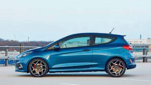 Ford Fiesta ST нового поколения