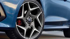 Колеса Ford Fiesta ST