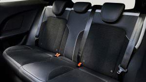 Задний диван Ford Fiesta ST