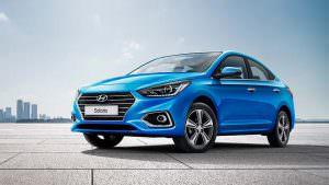 Новый Hyundai Solaris 2017