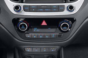 Кондиционер Hyundai Solaris