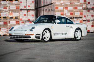 Porsche 959 Sport 1988 года