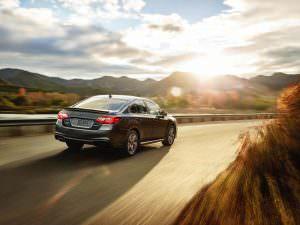 Subaru Legacy 2018 рестайлинг