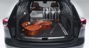 Багажник Opel Insignia Sports Tourer 2017