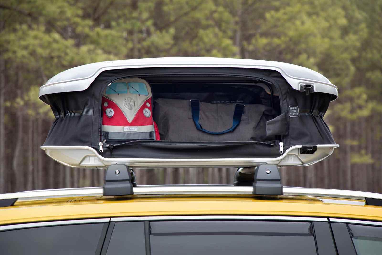 Багажник на крыше Urban Loader