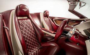 Салон Bentley EXP 12 Speed 6e EV Concept