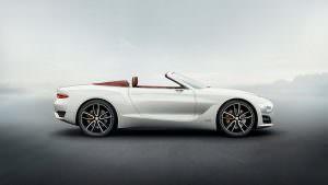 Электрический родстер Bentley EXP 12 Speed 6e EV Concept