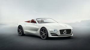 Электрический прототип Прототип Bentley EXP 12 Speed 6e EV Concept