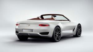 Прототип Bentley EXP 12 Speed 6e EV Concept