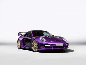 Gemballa Avalanche на базе Porsche 911 нового поколения