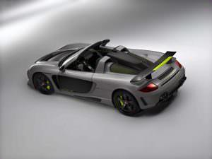 Гембалла Мираж GT Carbon Edition