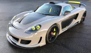 Новая Gemballa Mirage GT Carbon Edition