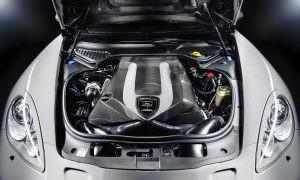 Двигатель Gemballa Mistrale