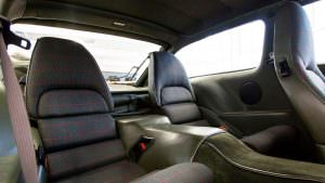 Задние сиденья Porsche 928-4