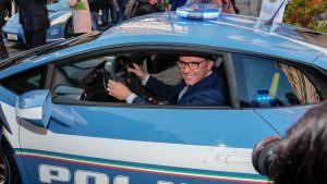 Полицейский суперкар Ламборджини Хуракан