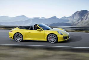 Porsche 911 Carrera 4S от Porsche Exclusive