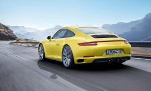 Фото Porsche 911 Carrera 4S от Porsche Exclusive