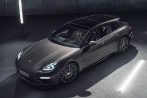 Новая Porsche Panamera Sport Turismo