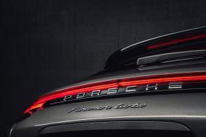 Porsche Panamera Gran Turismo Turbo