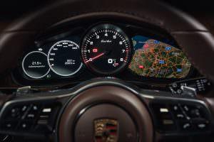 Приборная панель Porsche Panamera Sport Turismo