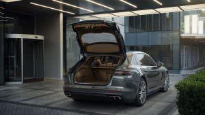 Багажник Porsche Panamera Sport Turismo