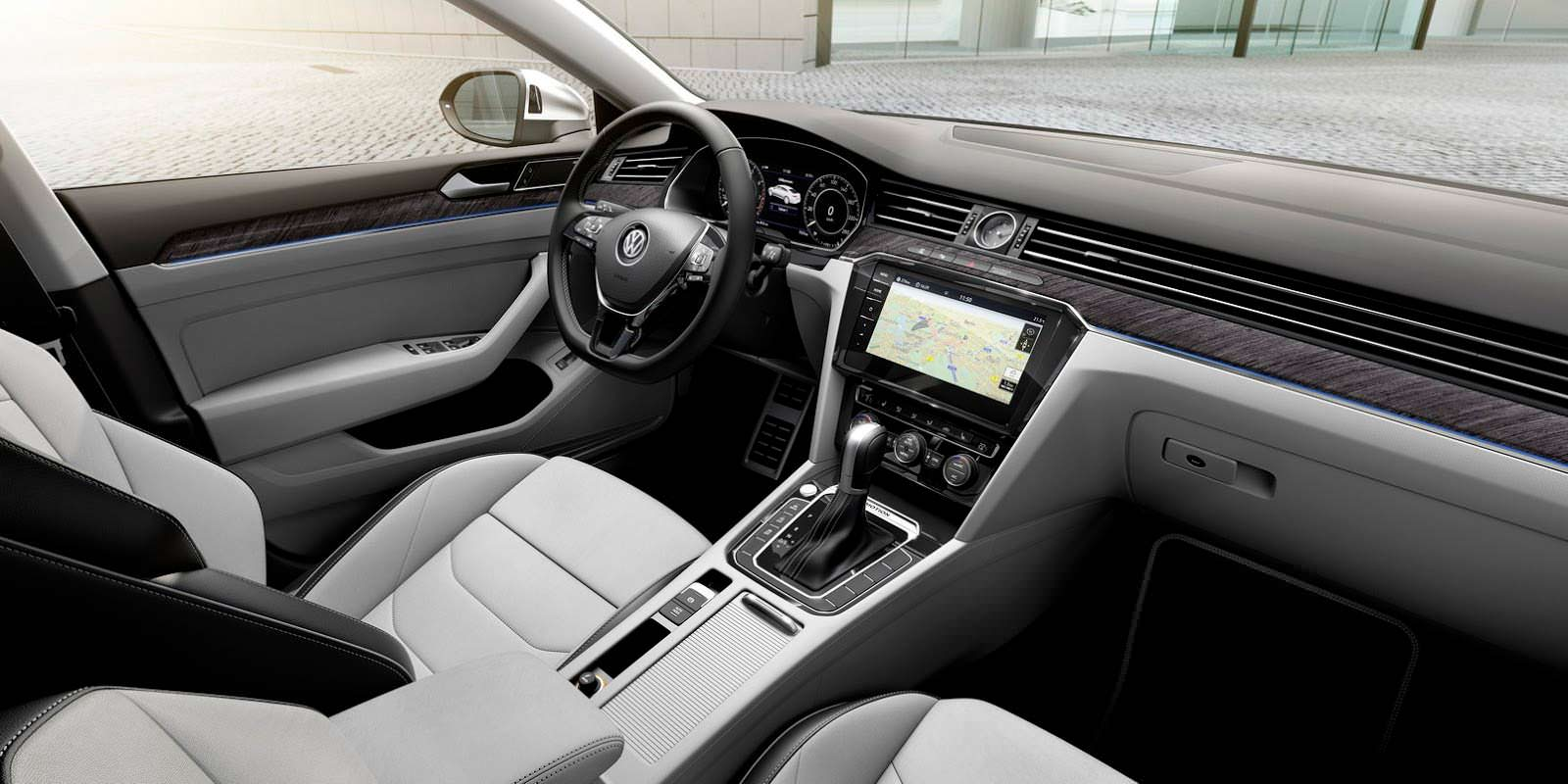 Салон VW Arteon 2018