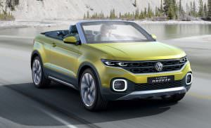 Компактный кроссовер на базе VW Polo будет таким