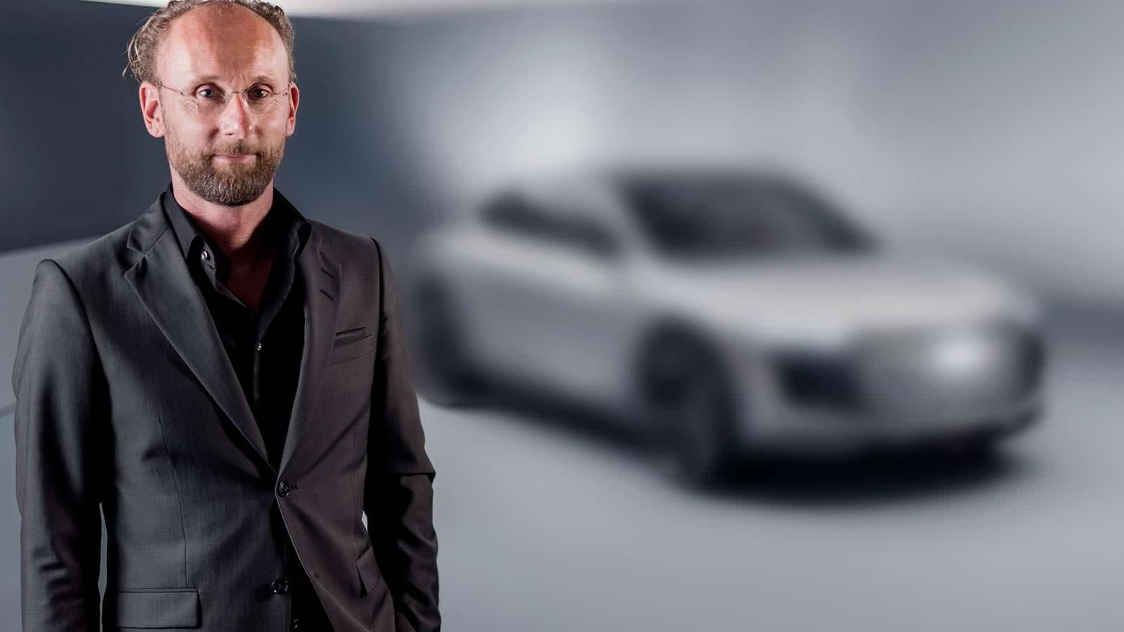 Шеф-дизайнер Audi Марк Лихте