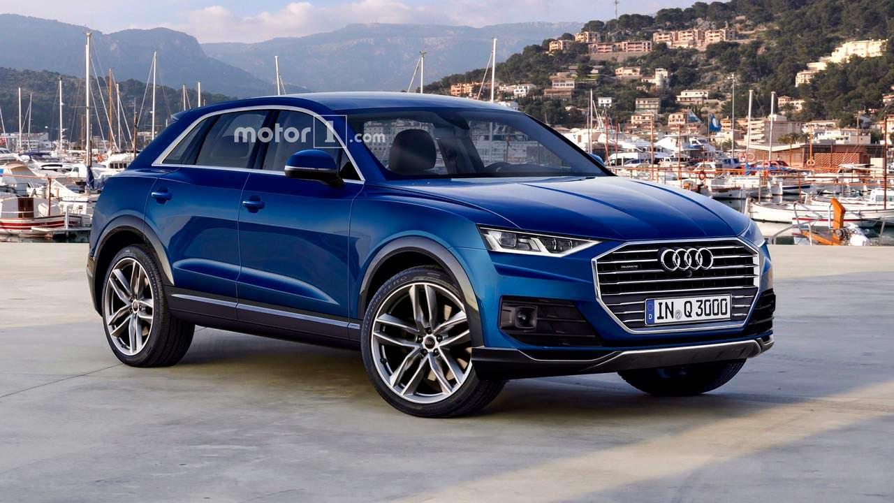 Фото | Audi Q3 нового поколения неофициально от motor1