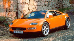 Фото   Audi Quattro Spyder 1991 года