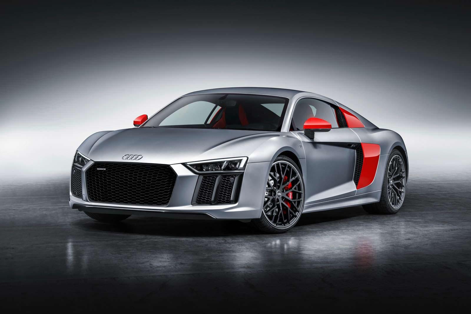 Фото | Суперкар Audi R8 Audi Sport