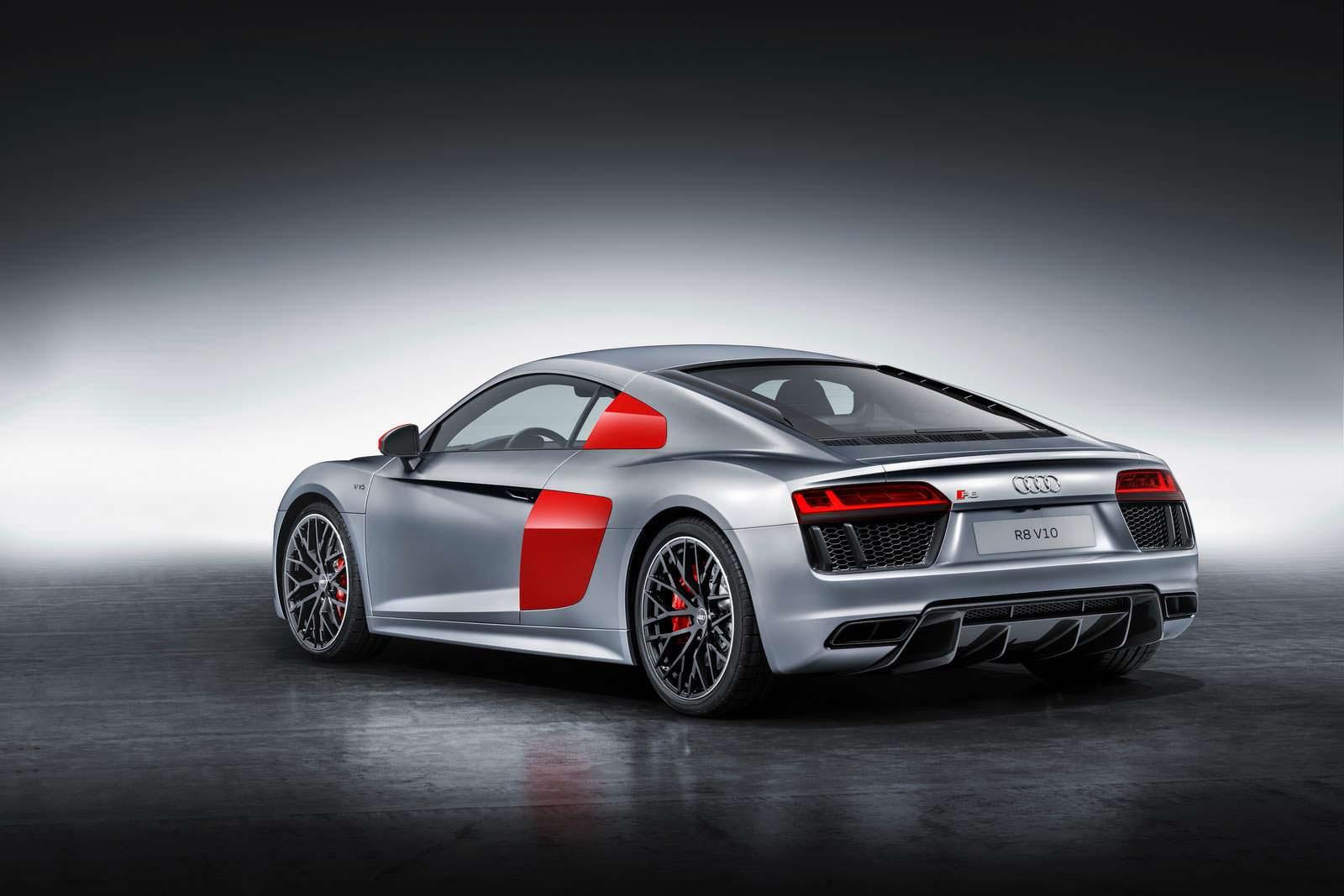 Фото | Новая Audi R8 Audi Sport. Выпустят 200 экземпляров