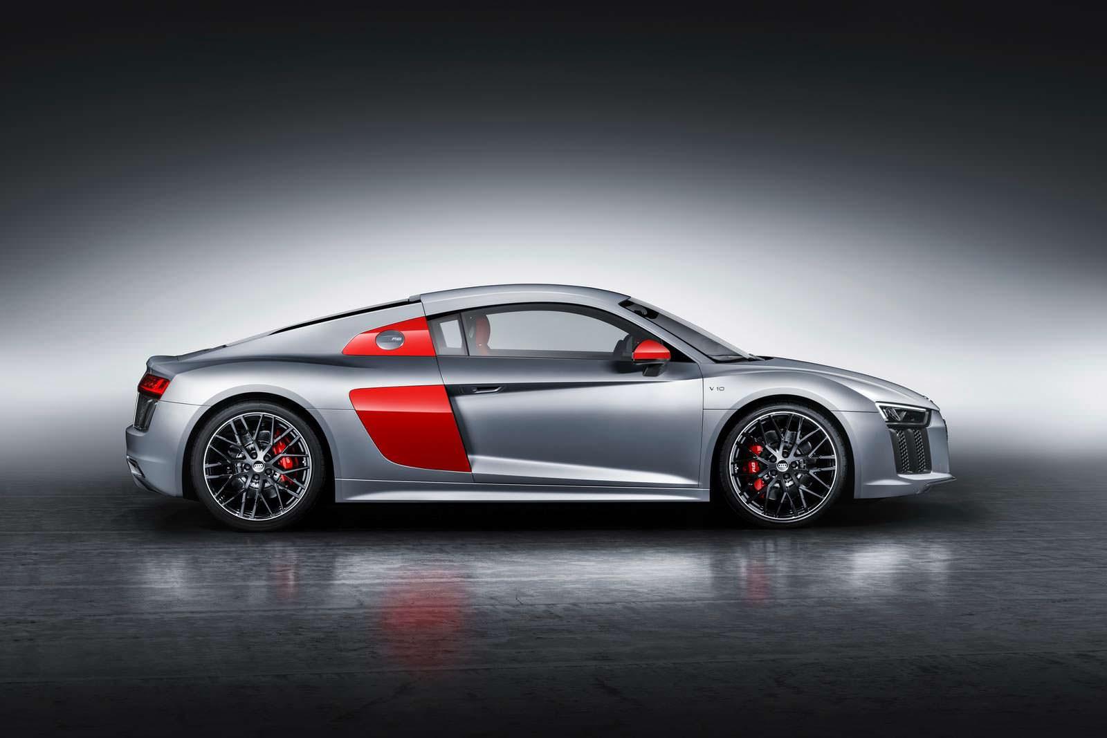 Фото | Новая Audi R8 Audi Sport. Спецверсия 2017 года