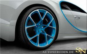 Фото | Колеса Bugatti Chiron