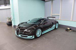 Bugatti Veyron Tiffany Edition 2015 года без пробега