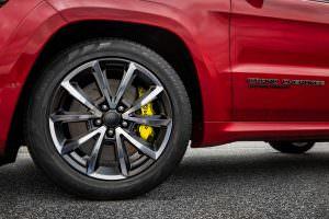 Фото | Колеса Jeep Grand Cherokee Trackhawk