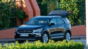 Фото | Компактный кроссовер Volkswagen T-Roc