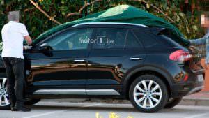 Неофициальные фото Volkswagen T-Roc