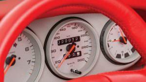 10 км на одометре Porsche 911 RSR 1993 года