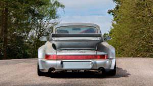 Porsche 911 RSR 1993 года с родным пробегом 10 км