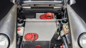 Топливный бак Porsche 911 RSR 1993 года