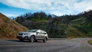 Фото   Обновленный Subaru Outback 2018
