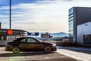 Фото   Новая Audi S3 Cabrio от ABT