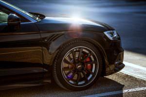Фото   Колеса Audi S3 Cabrio от ABT Sportsline