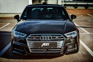 Фото   Тюнинг ABT Sportsline для Audi S3 Cabrio