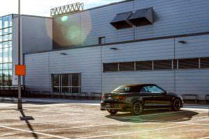 Фото   Новая Audi S3 Cabriolet от ABT Sportsline