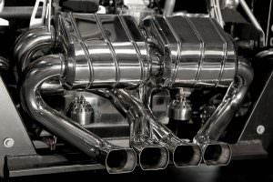 Выхлопная система для Lamborghini от Wheelsandmore