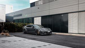 Тюнинг Porsche Panamera GrandGT от TechArt